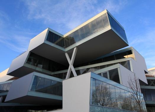 Architettura prog res for Case futuristiche