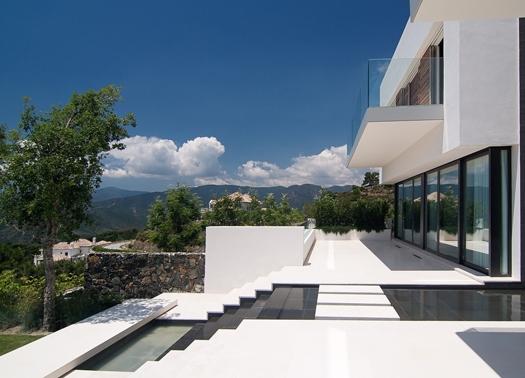 Prog res blog andalucia la casa di mclean quinlan for Piccole case di architettura moderna