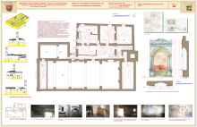 Chiesa di san lorenzo a montalbano si ipotesi di for Software di piano architettonico
