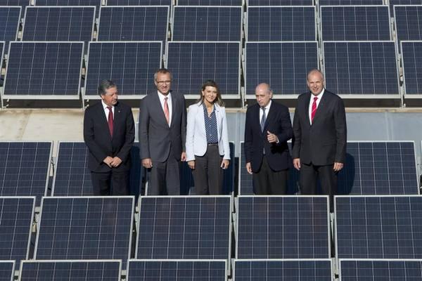 Seat al Sol, più grande stazione fotovoltaica dell'automotive