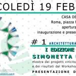 Presentazione Architettura e Natura 2014 Seconda Edizione del Premio Simonetta Bastelli