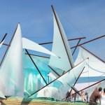 Il padiglione del Kuwait per Expo 2015