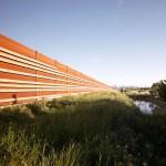 Nuove barriere fonoassorbenti su autostrade A1 e A14: il design del silenzio