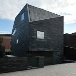 La casa-sasso vince La Ceramica e il progetto