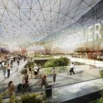 Città del Messico: l'aeroporto by Foster e Romero