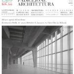 Presentazione del volume Milano capitale del Moderno