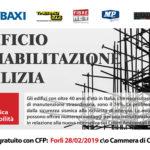 Edificio e riabilitazione edilizia - Forlì