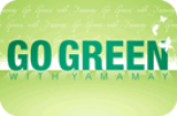 Go Green with Yamamay!
