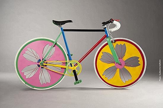 Bicicletta Louis Vuitton