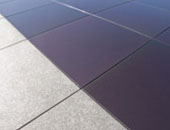 Piastrella fotovoltaica