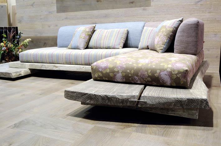 Focus progres for Divano esterno legno