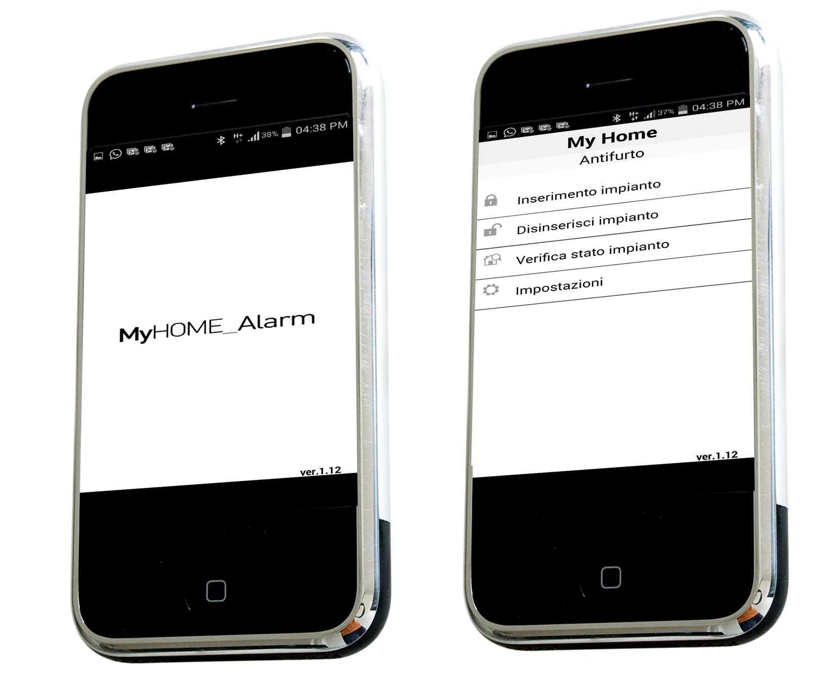 Focus progres - App per antifurto casa ...